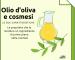 Olio d'oliva e cosmesi